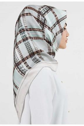 حجاب تركي مزين بكارو