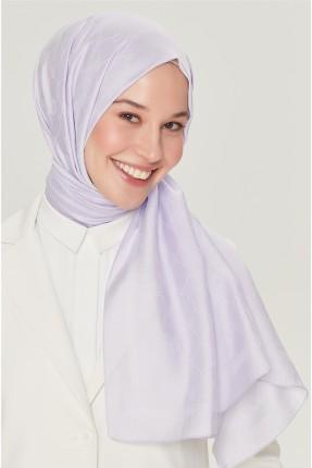 حجاب تركي سادة اللون