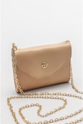 حقيبة يد نسائية مزين بسلسلة