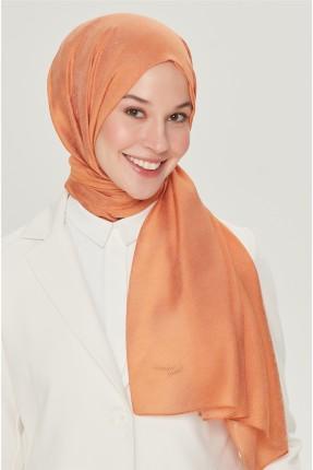 حجاب تركي مزين بكتابة من الاسفل