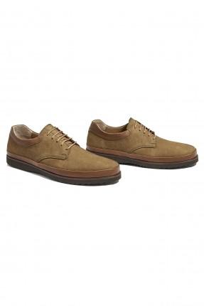 حذاء رجالي جلد سبور شيك