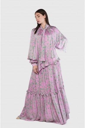 فستان طويل موديل واسع
