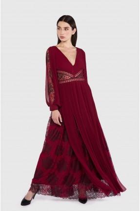 فستان رسمي شيفون