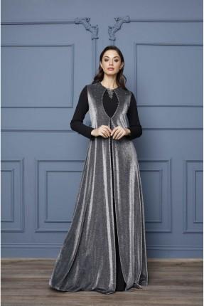 فستان رسمي بلونين