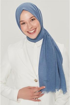 حجاب تركي مزين بشراشيب