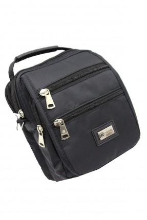 حقيبة يد رجالية مزينة بحزام