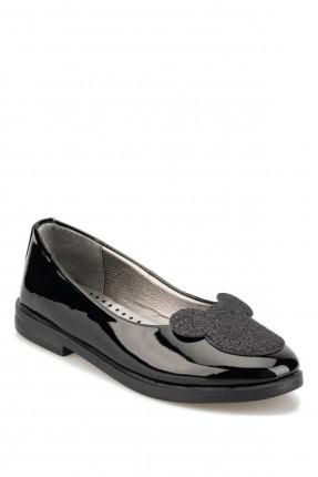 حذاء اطفال بناتي مزين بطبعة ميكي ماوس