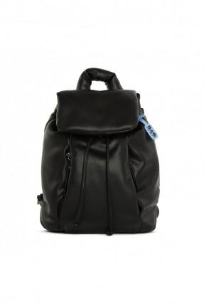 حقيبة ظهر نسائية سادة اللون