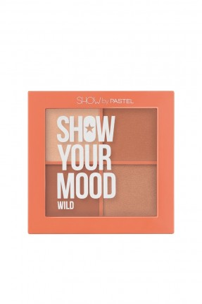Pastel Allık Paleti - Show Your Mood Wild No 441 8690644104411 PSHM44