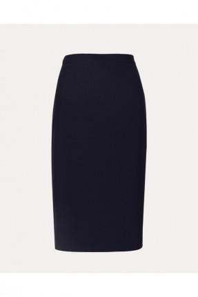 تنورة بطول الركبة