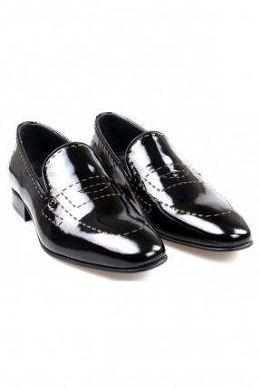 حذاء رجالي شيك بلمعة