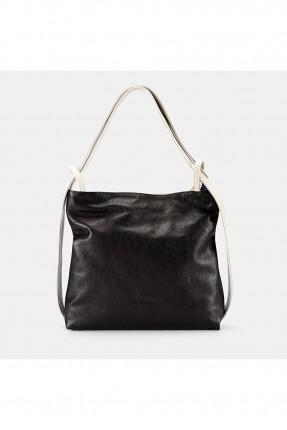 حقيبة يد نسائية بلونين