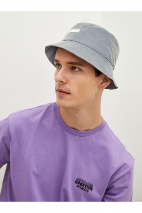 قبعة رجالية دائرية