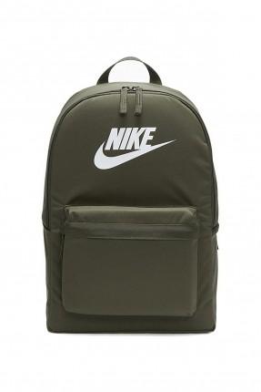 حقيبة ظهر رجالية مزينة بشعار الماركة