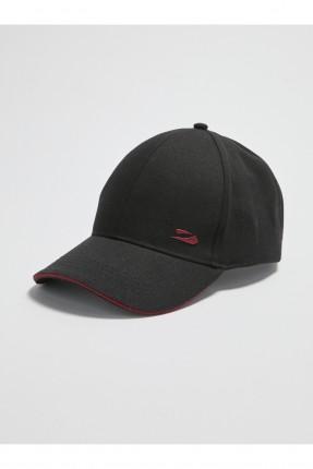 قبعة رجالية بشعار