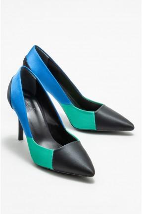 حذاء نسائي متعدد الالوان