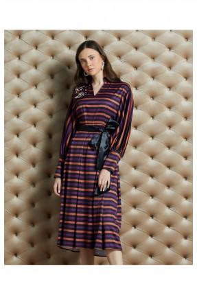 فستان رسمي ساتان