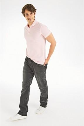 بنطال جينز رجالي بجيوب من الخلف