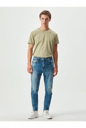 بنطال جينز رجالي ممزق