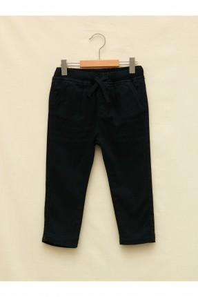 بنطال جينز اطفال ولادي خصر مطاط