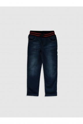 بنطال اطفال ولادي جينز مبطن