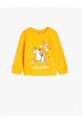 كنزة بيبي بناتي بطبعة unicorn