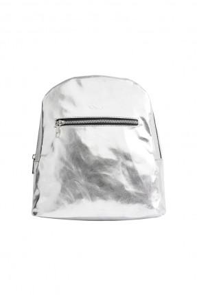 حقيبة ظهر نسائية مزينة بسحاب