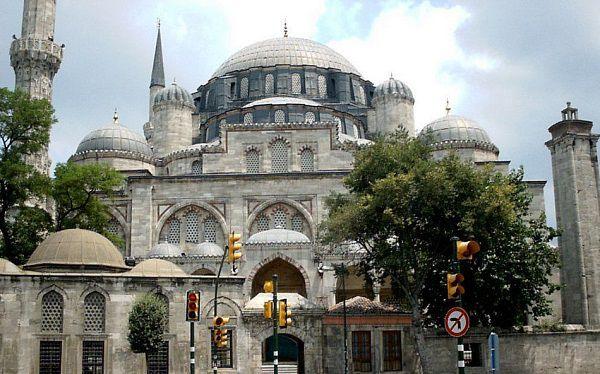 مسجد أيوب سلطان (أبو أيوب الأنصاري)