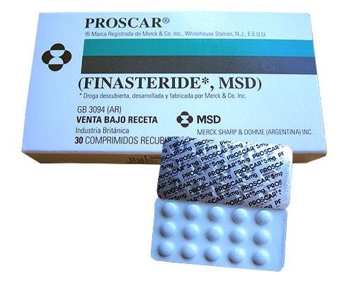 فيناسترايد (Finasteride ) لعلاج الصلع الوراثي عند الرجال