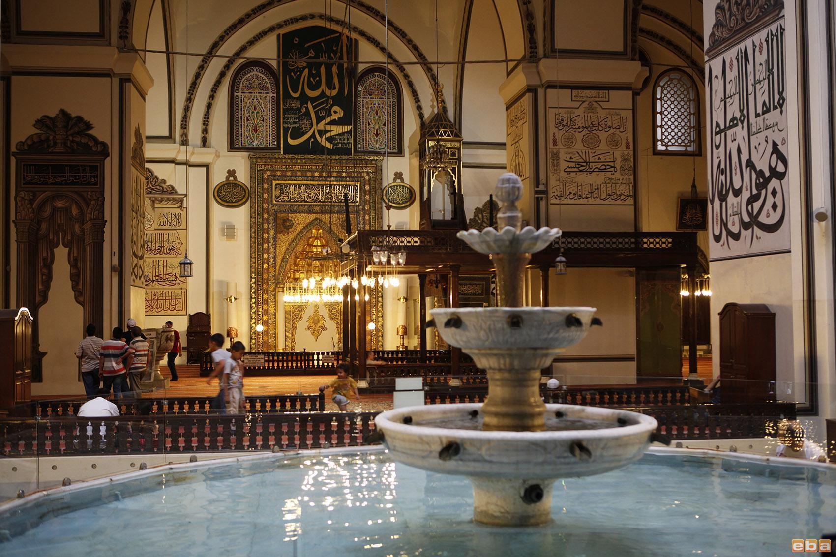 كل ما تريد معرفته عن جامع بورصة الكبير ومقتنياته الاثرية تركيا ادويت