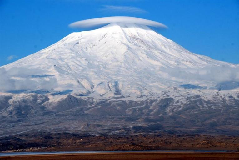 جبل ارارات الرائع