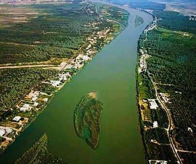 السياحة على ضفاف نهر الفرات و دجلة في تركيا تركيا ادويت