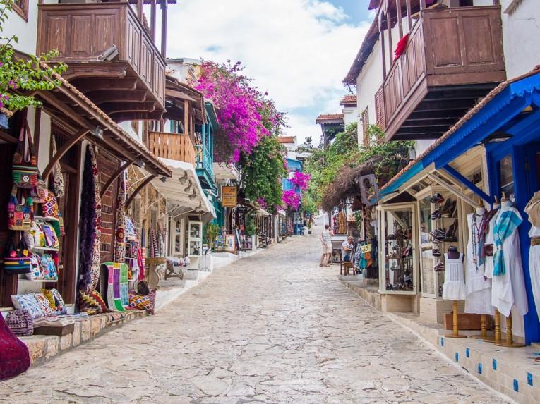 مدينة الكاش kas التركية | تركيا - ادويت