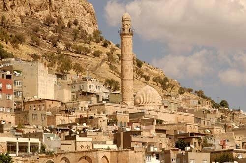 المسجد الكبير في مدينة ماردين