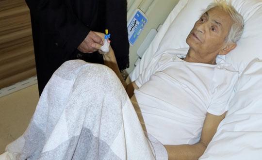 الرئيس التركي امر برعاية المطرب عدنان شانسز على نفقته بعد ان عرف بعذاباته