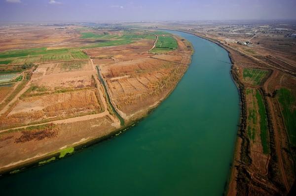نهر دجلة Dicle Nehri والمشاريع المقامة عليه في تركيا تركيا ادويت