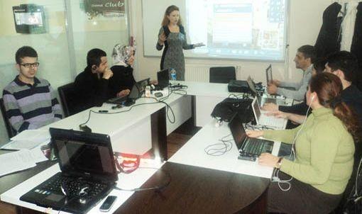 معهد بريتيش تايم British Time في اسطنبول تركيا ادويت
