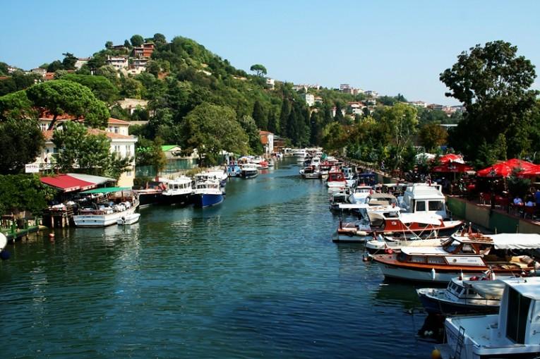نتيجة بحث الصور عن نهر غوكسو مرسين تركيا