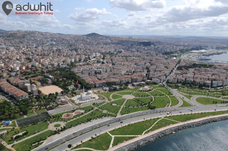 منطقة كارتال Kartal في اسطنبول Istanbul بتركيا تركيا ادويت