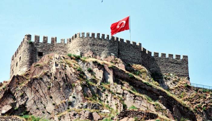 نتيجة بحث الصور عن قلعة انقرة تركيا