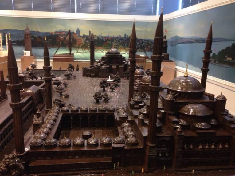 نتيجة بحث الصور عن متحف الشوكولاتة تركيا