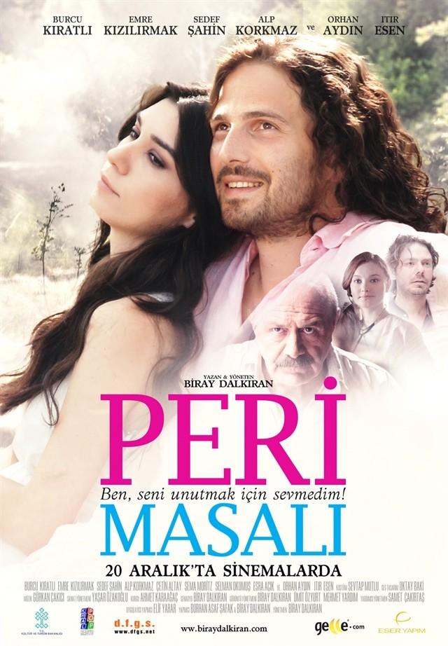 الفلم التركي بطل حكايتي Peri Masali Filmi تركيا ادويت