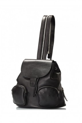 حقيبة نسائي ظهر - اسود