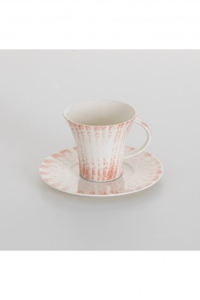 طقم فنجان شاي عدد 6