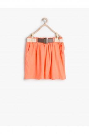 تنورة - برتقالي