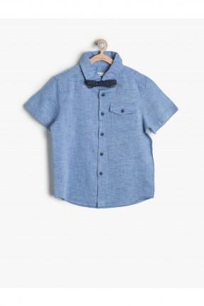 قميص ولادي - ازرق
