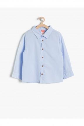 قميص ازرق ولادي