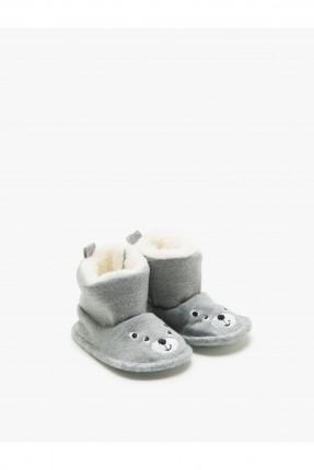 حذاء منزل ولادي