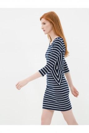 فستان قصير - ازرق داكن