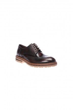 حذاء رجالي رباط - بوردو